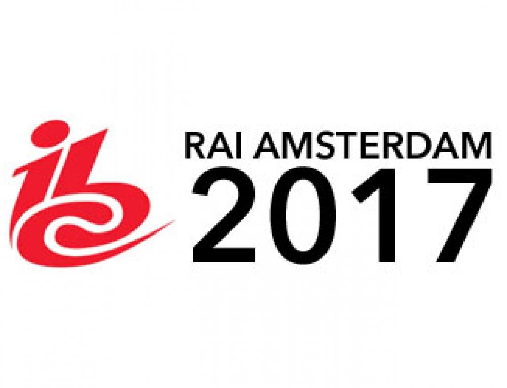 IBC 2017 RAI Amsterdam – Less than 6 weeks to go!