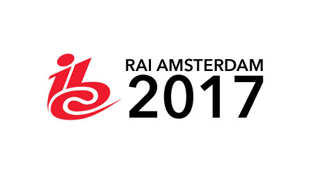 IBC 2017 RAI Amsterdam – Less than 6 weeks to go!